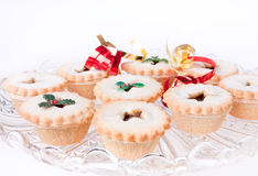 Sweet Mince Pies Stock Image