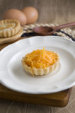 Sweet mini tart Stock Image