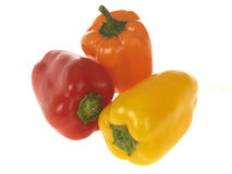 Sweet Mixed Peppers Stock Image