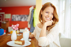 Sweet moment Royalty Free Stock Photography