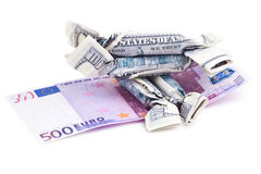 Sweet money Royalty Free Stock Image