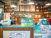 Sweet Monster Shop. Royalty Free Stock Images