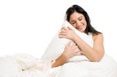 Sweet morning awake Royalty Free Stock Image