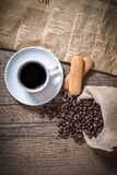 Sweet morning view Stock Photography