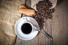 Sweet morning view Stock Images