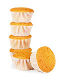 Sweet muffins Stock Photography
