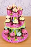 Sweet muffins dessert Royalty Free Stock Image