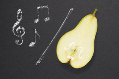 Sweet music. Stock Images