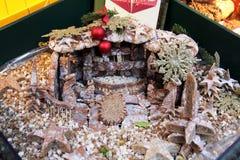 Sweet nativity Royalty Free Stock Photography
