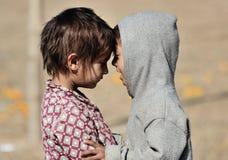 Sweet Nepali Children Royalty Free Stock Photo