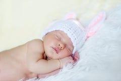 Sweet newborn Royalty Free Stock Photos