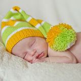 Sweet newborn Stock Photos