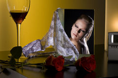 Sweet night Stock Photo