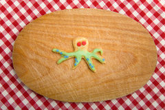 Sweet octopus Royalty Free Stock Photography