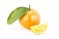 Sweet orange Stock Images