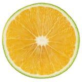 Sweet orange portion Royalty Free Stock Photo