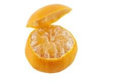 Sweet orange on white background. Sweet and nice orange on white background Stock Photo