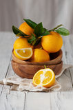 Sweet oranges Stock Photo
