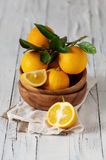 Sweet oranges Stock Image