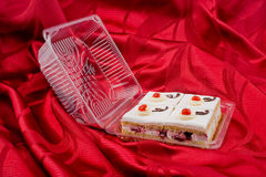 Sweet in packing Stock Images