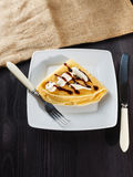 Sweet pancake Royalty Free Stock Photography