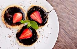 Sweet pancakes Stock Photo