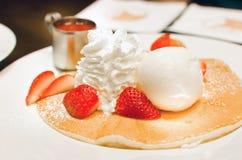 Sweet Pancakes Royalty Free Stock Photo