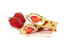 Sweet pancakes Royalty Free Stock Photos