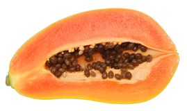 Sweet papaya Royalty Free Stock Photo