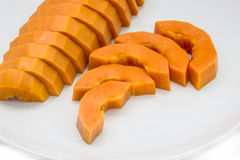 Sweet papaya Stock Photo