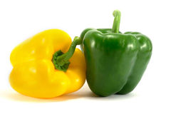Sweet pappers or paprika Royalty Free Stock Photo