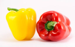 Sweet pappers or paprika Royalty Free Stock Images