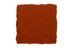 Sweet paprika powder Stock Images