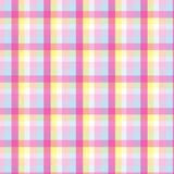 Sweet pastel colorful striped weave pattern background. Vector illustration image Royalty Free Stock Photo