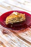 Sweet pastry - Baklava Royalty Free Stock Photo