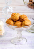 Sweet pastry balls Stock Images