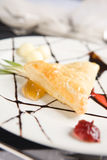 Sweet pastry dessert Royalty Free Stock Photography