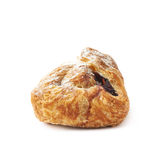 Sweet pastry pocket isolated Stock Photography