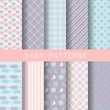 Sweet patterns Stock Image