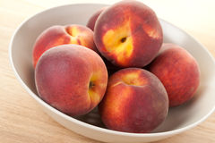 Sweet peaches Royalty Free Stock Photos