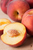 Sweet peaches Royalty Free Stock Image
