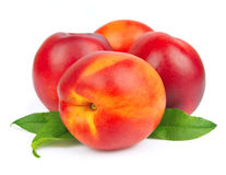 Sweet peaches Royalty Free Stock Images