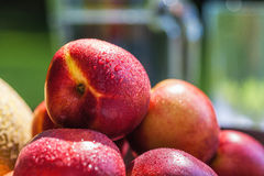 Sweet peaches Royalty Free Stock Photography