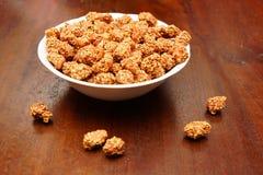 Sweet peanuts Stock Photo