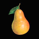 Sweet pear Royalty Free Stock Photography