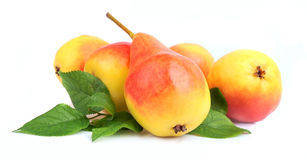 Sweet pears Royalty Free Stock Image