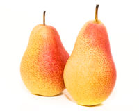 Sweet pears Royalty Free Stock Photos