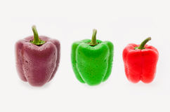 Sweet peper Royalty Free Stock Photos
