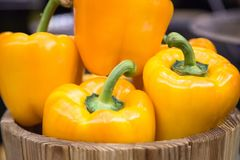 Sweet_pepper Stock Afbeelding
