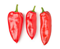 Sweet pepper isolated Royalty Free Stock Photography